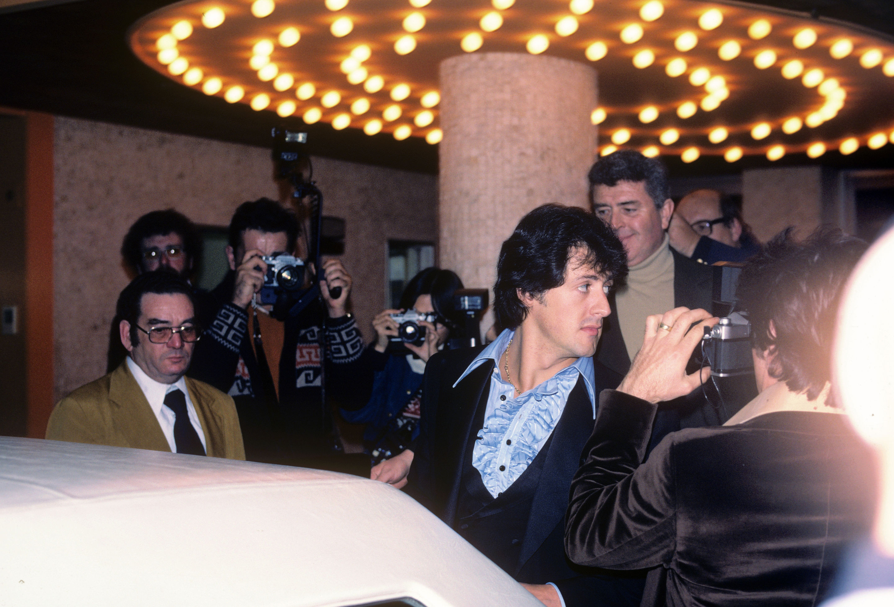 Sylvester Stallone Premiere Party