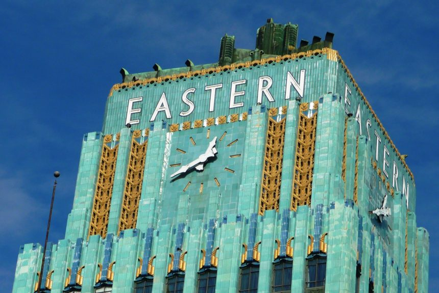Los Angeles Eastern Columbia Lofts - Photo By Adrian Scott Fine / LA Conservancy