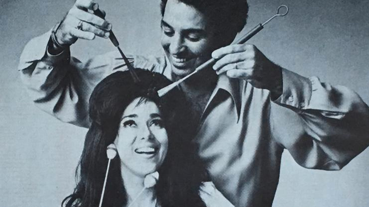 Marty and Elayne at The Dresden in Los Angeles, CA