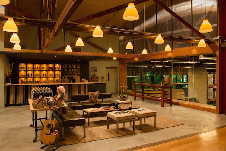 Greenbar Distillery Tasting Room in Los Angeles, California