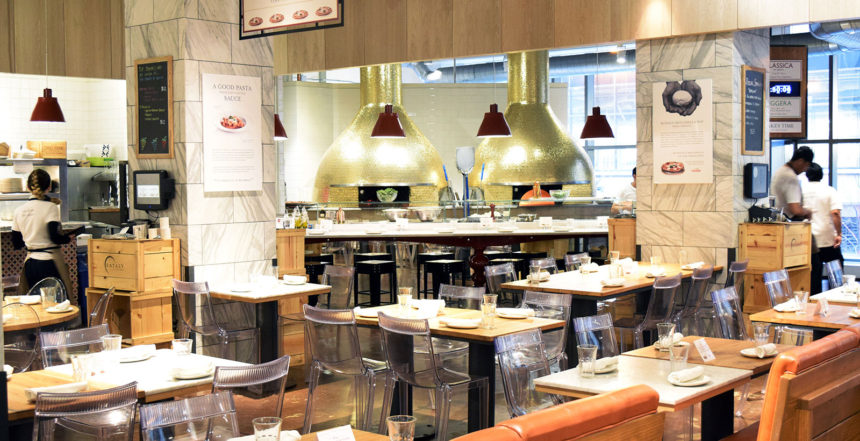 Eataly Food Hall Chicago