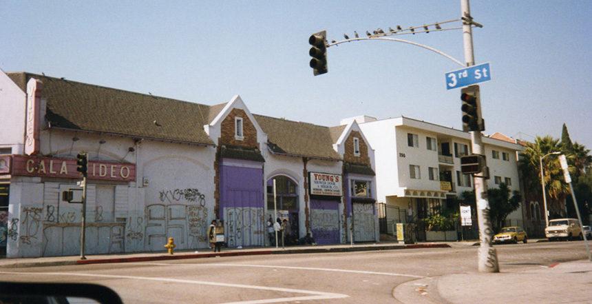 South Central LA