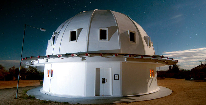 Integratron Dome