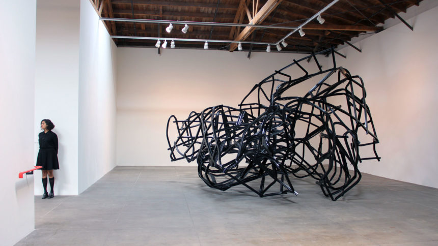 Provocative installations from Paul McCarthy and Monika