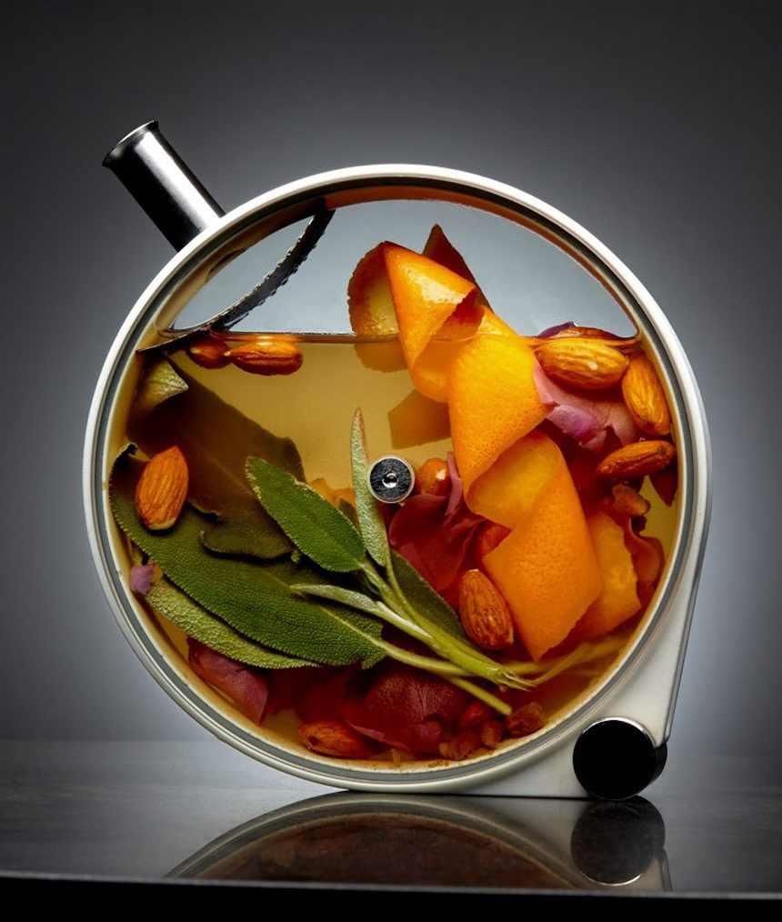 The Porthole Cocktail at The Aviary