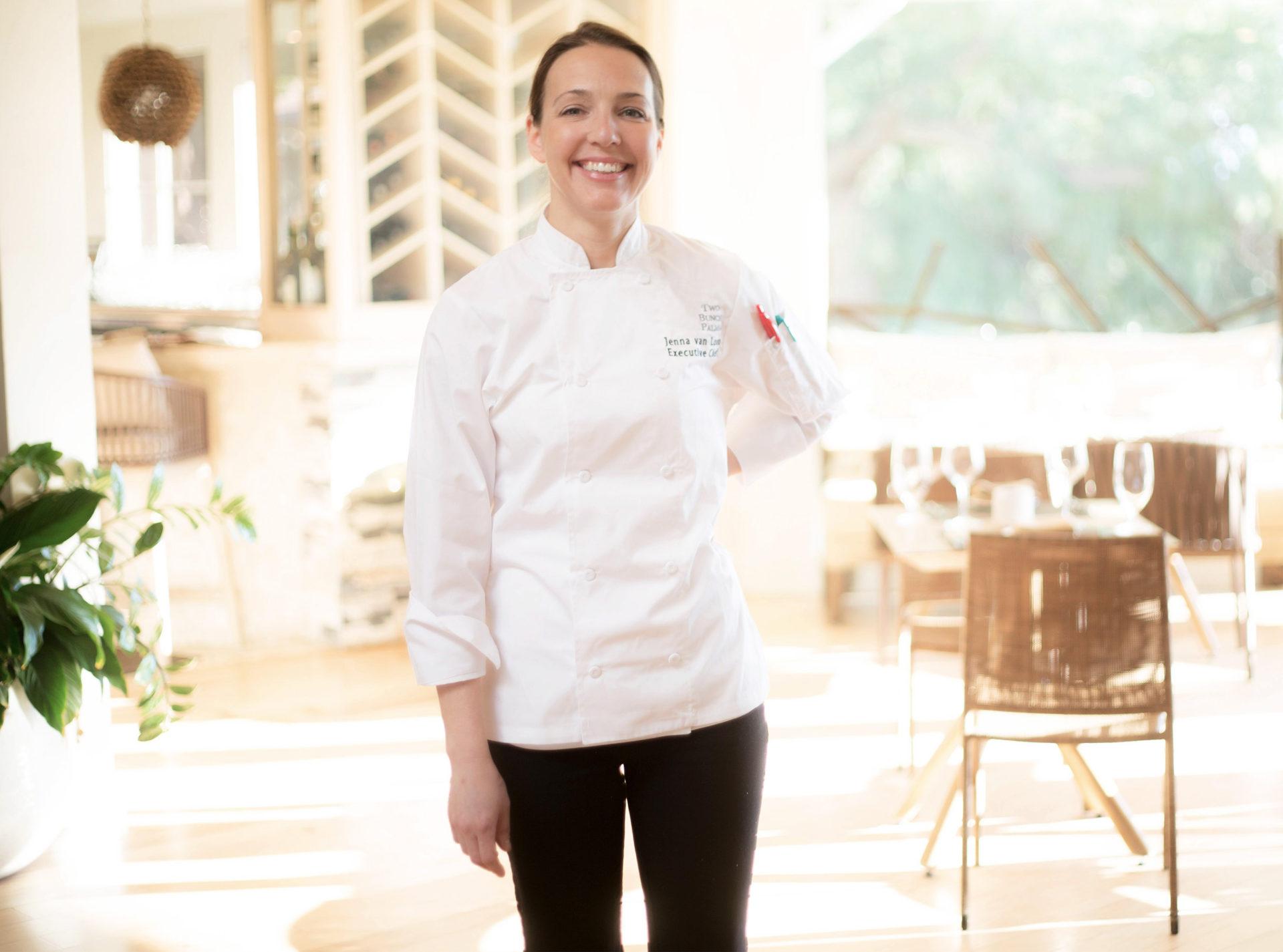 Two Bunch Palms Essense Chef Jenna Van Loon