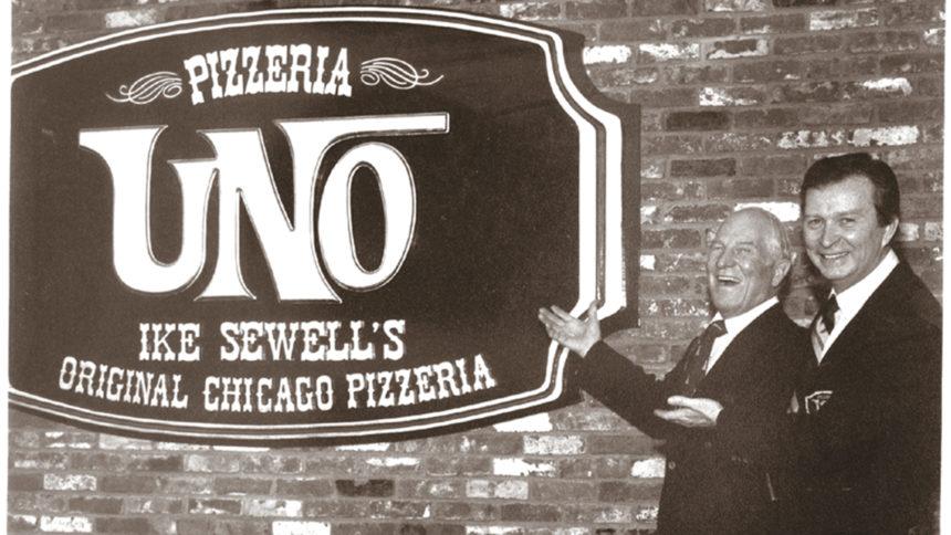 Pizzeria Uno classic Chicago restaurant