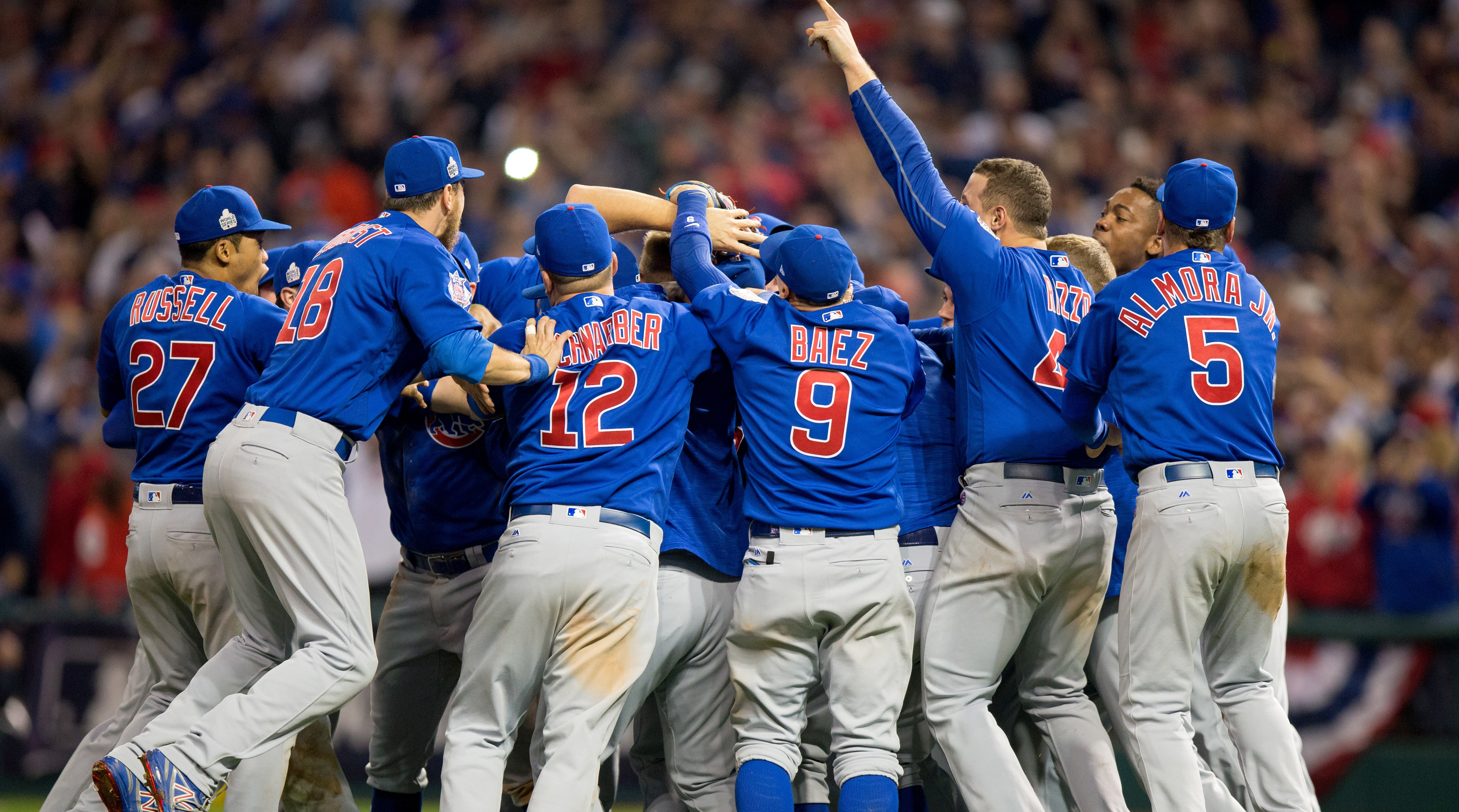 ce423242ba1 Chicago Cubs World Series win brings a baby boom – Journal Hotels