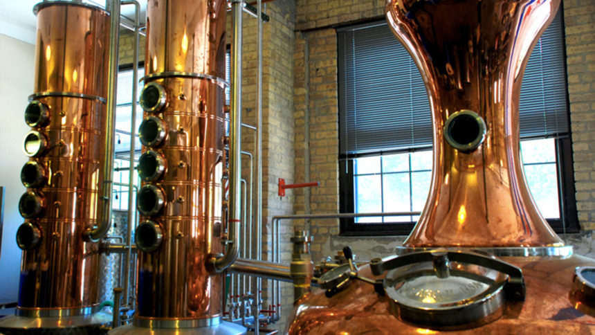 KOVAL Distillery in Chicago