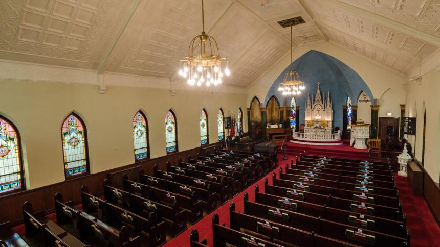 Norwegian Lutheran Church in Chicago