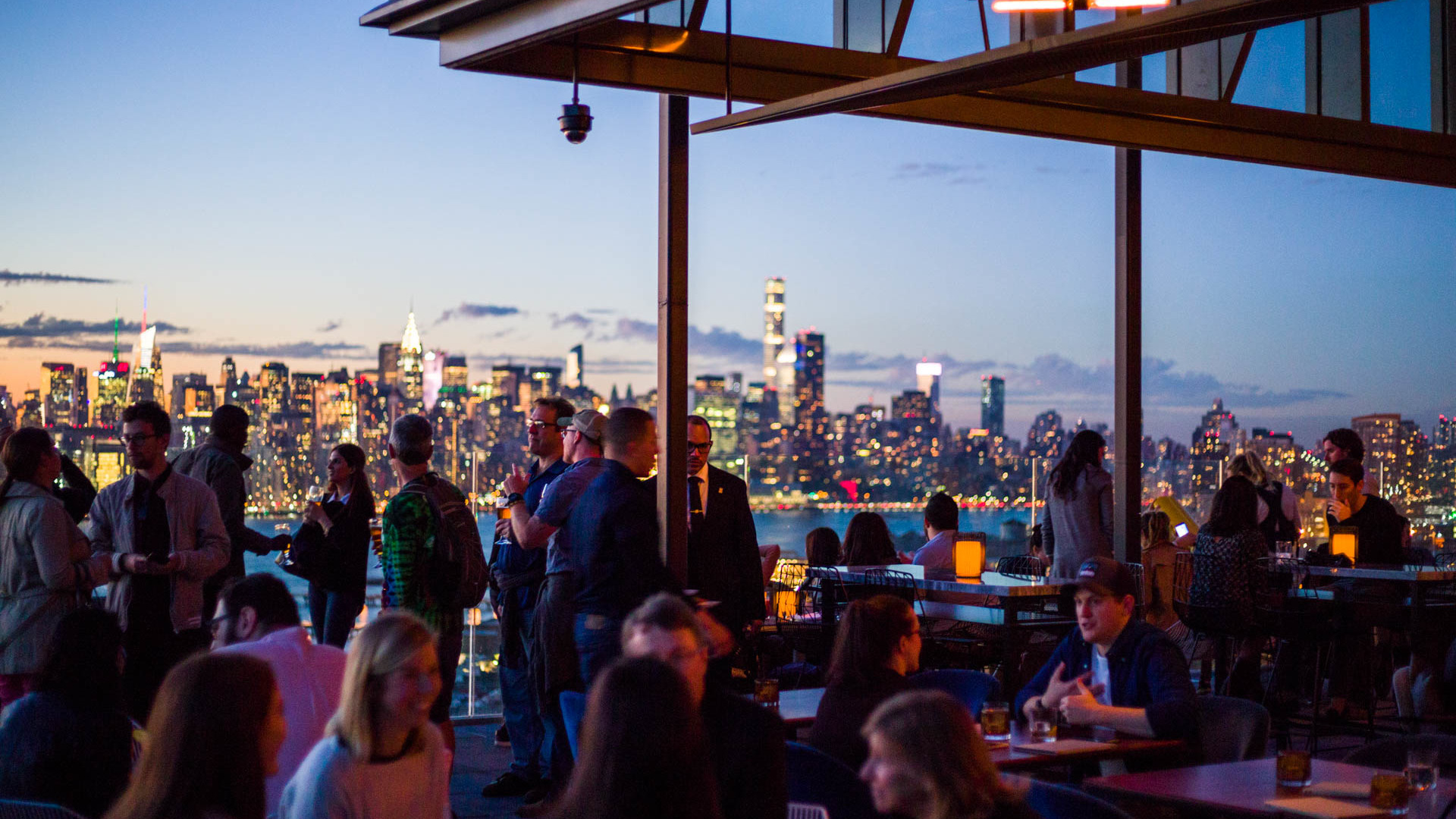 New York City 39 S Best New Rooftop Bars Journal Hotels