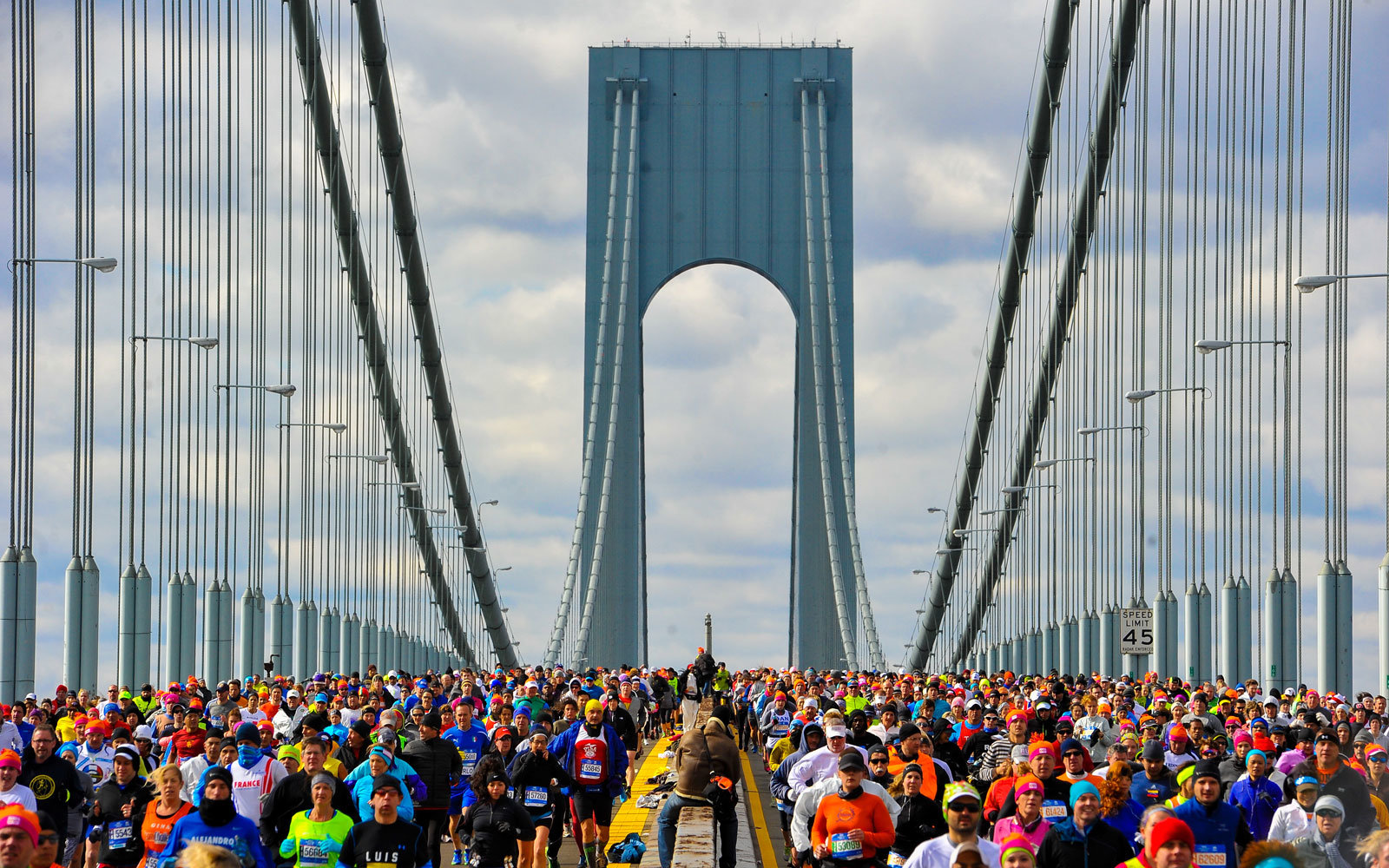 A marathon in itself—a guide for race-day spectators — tcs new.