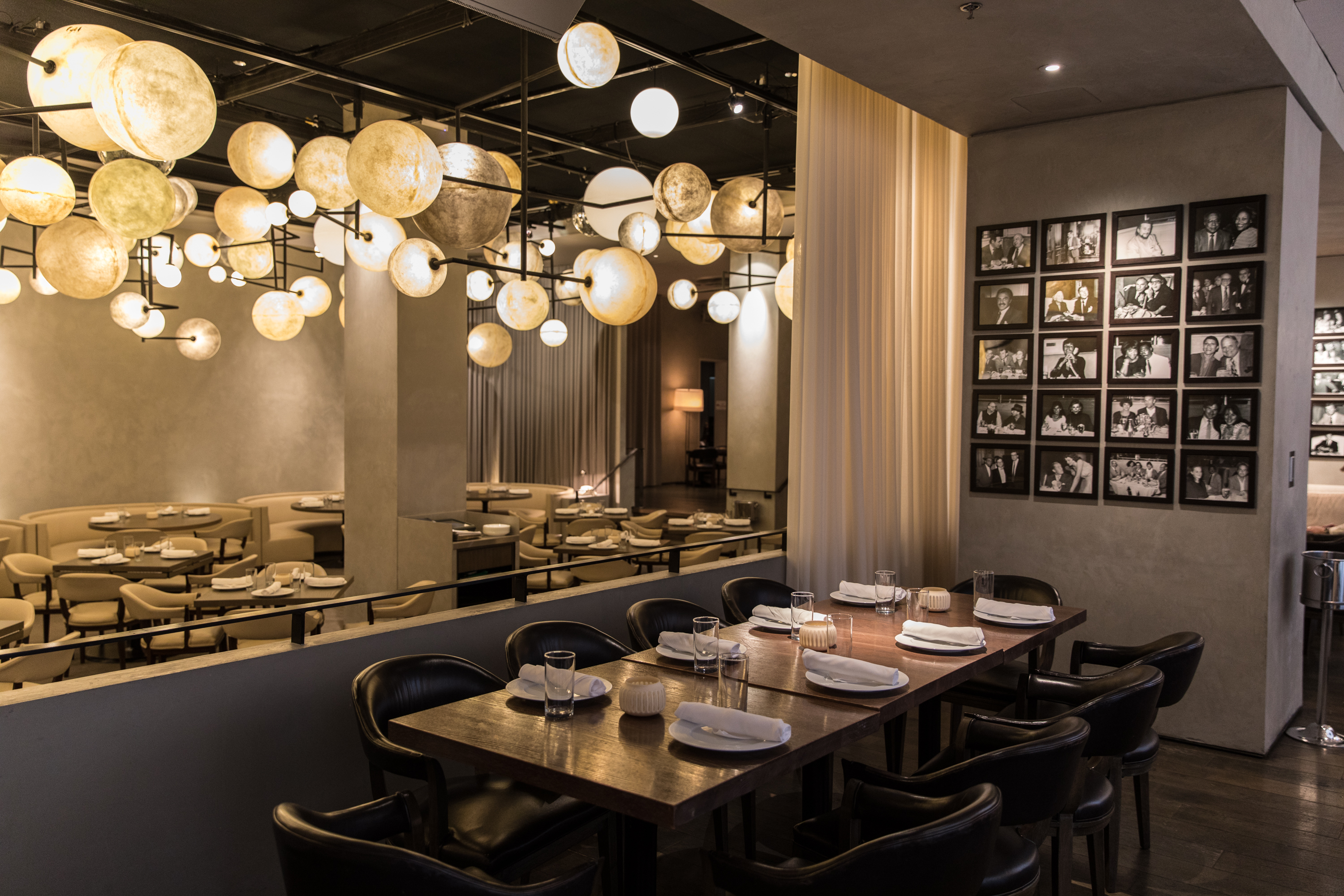 Booth One Reinvents Dining At Ambassador Chicago Journal