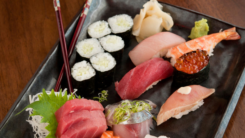 Blue Ribbon Sushi in NY