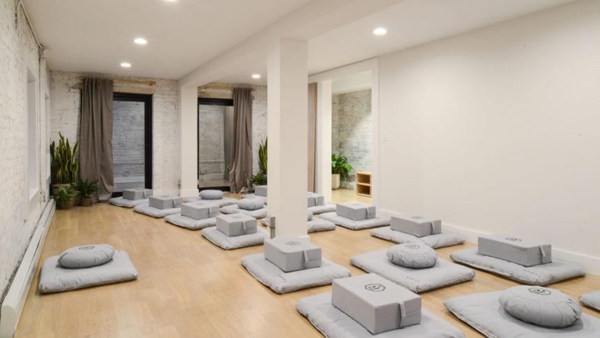 MNDFL meditation room
