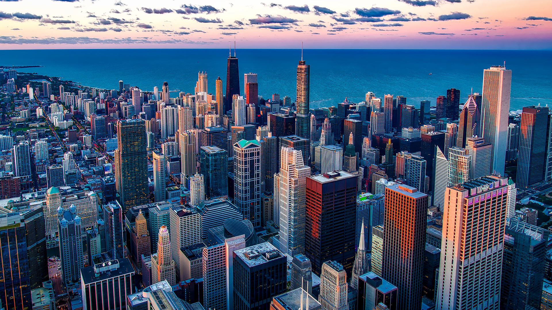 Discover the best views of Chicago.