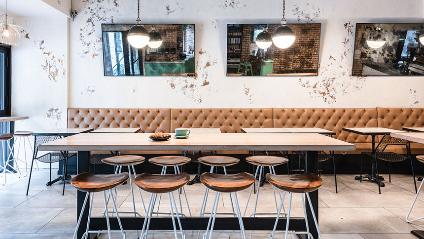 Blank Slate in Nomad in New York City