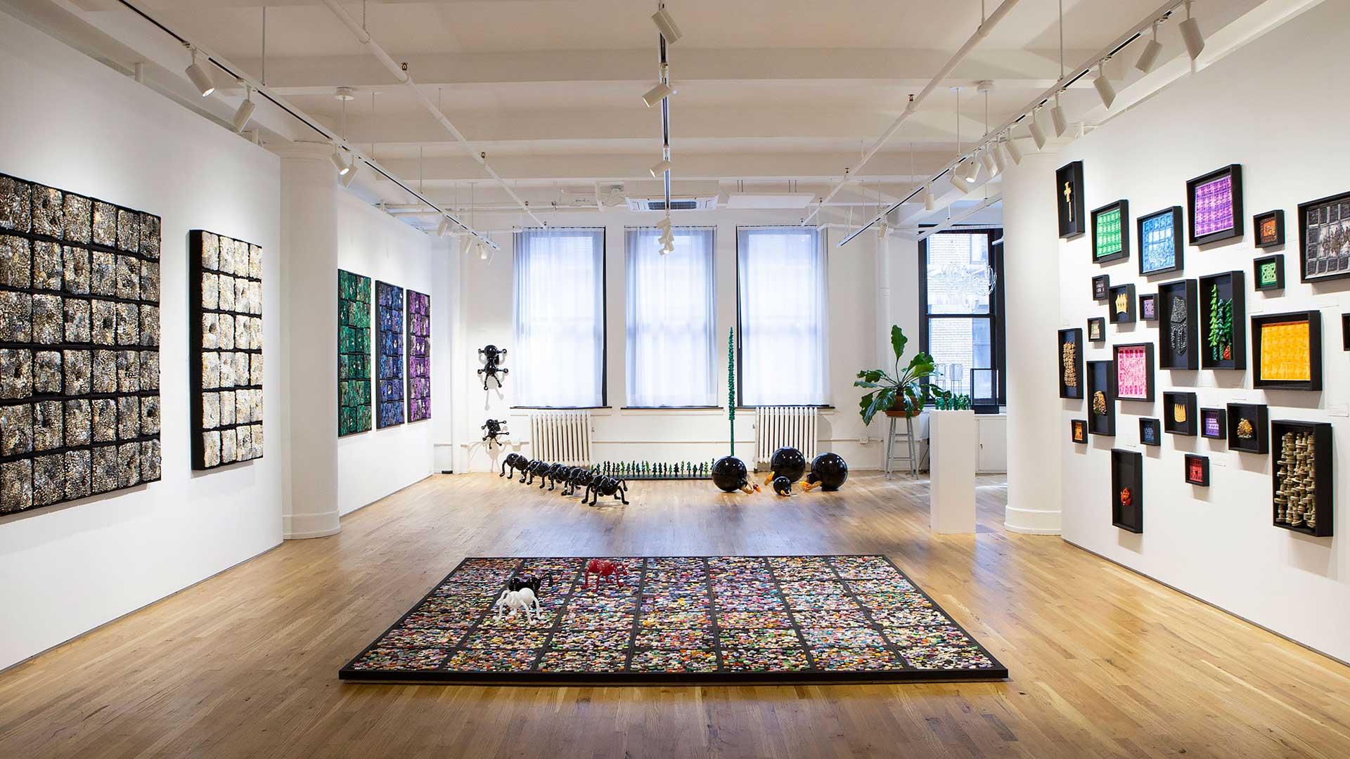 Cristina Grajales Gallery in New York City