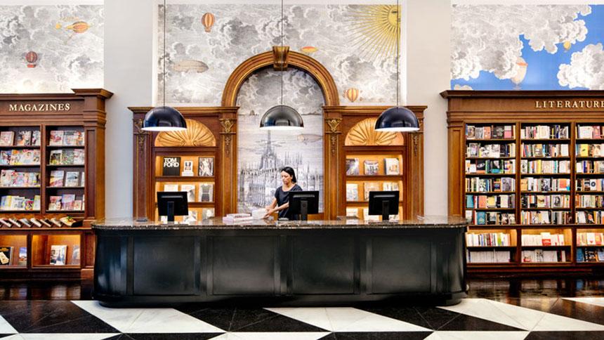 Rizzoli Bookstore in New York City