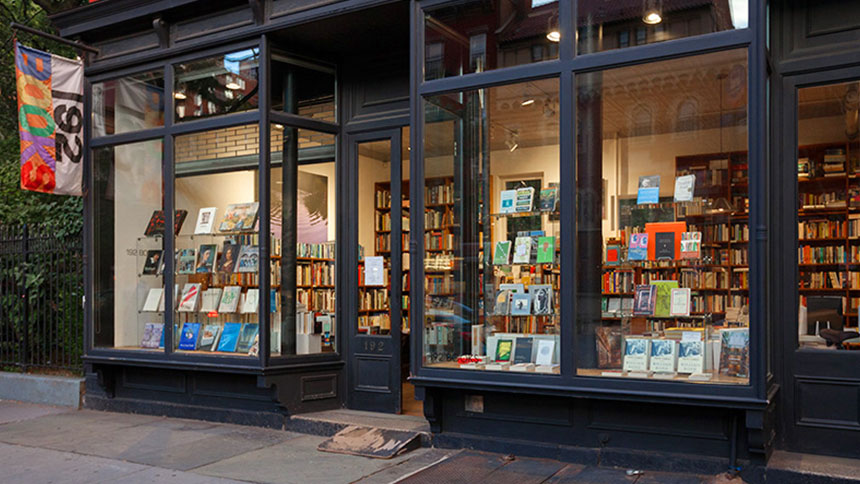 192 Books in New York City