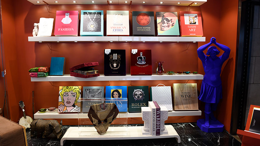 Assouline Books in New York City