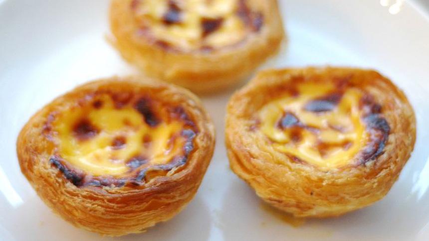 Portuguese Milk Egg Tarts