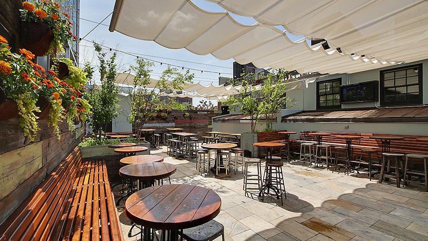 Brass Monkey Best Rooftops NYC
