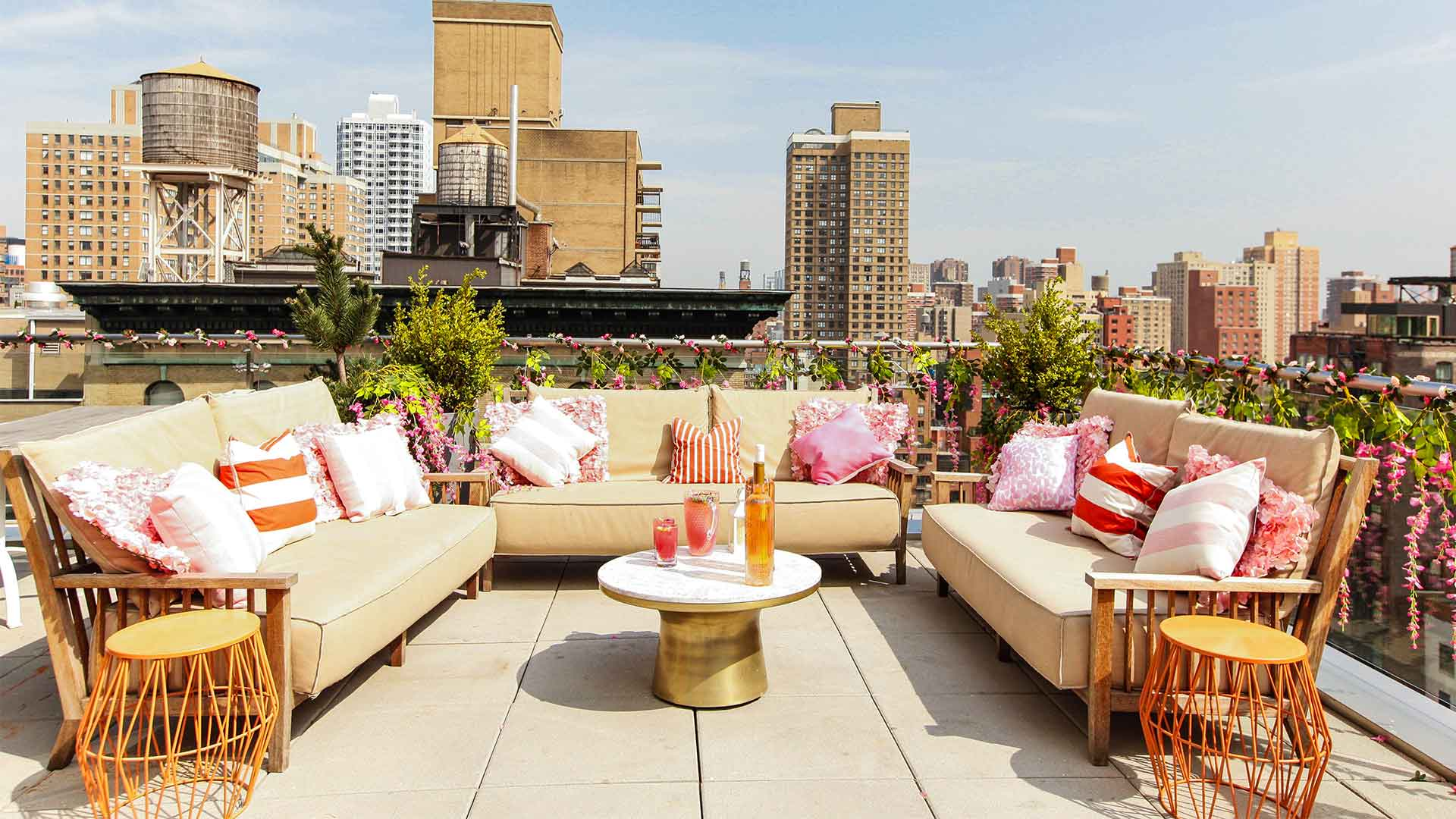 Best Rooftop Bars Nyc For Summer Journal Hotels