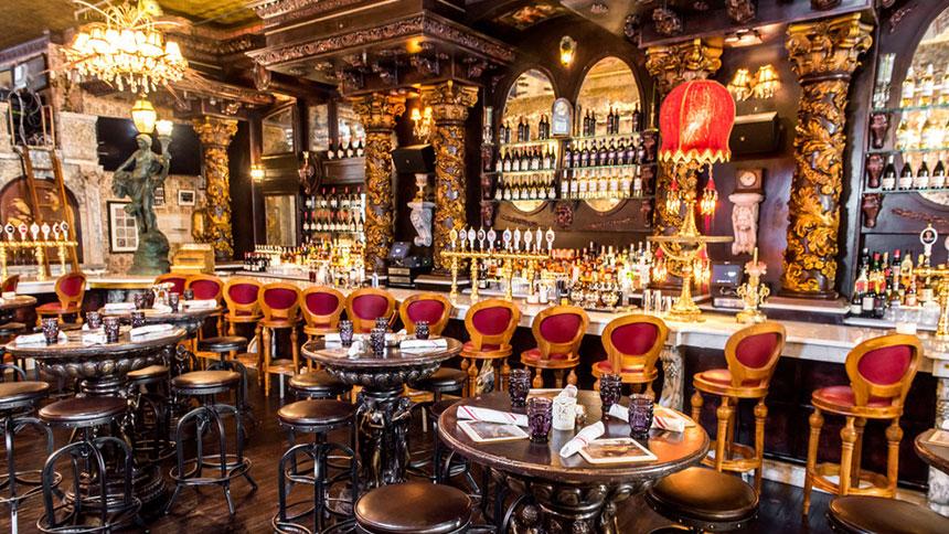 Oscar Wilde Bar NYC