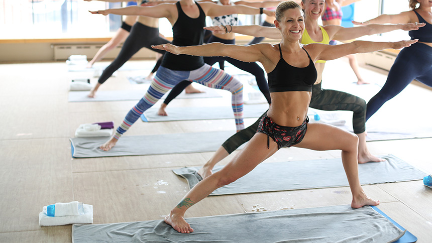 Bode NYC Yoga