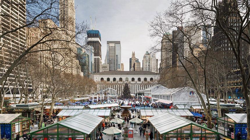 Bryant Park Market