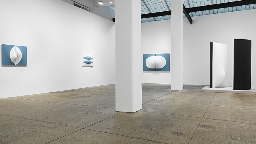 Galerie Lelong in New York City