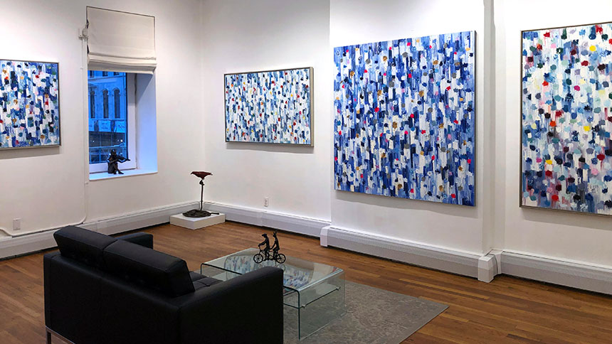 Lilac Gallery in New York City
