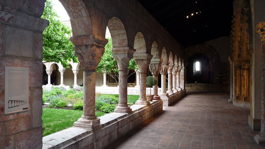 The Cloisters in New York City